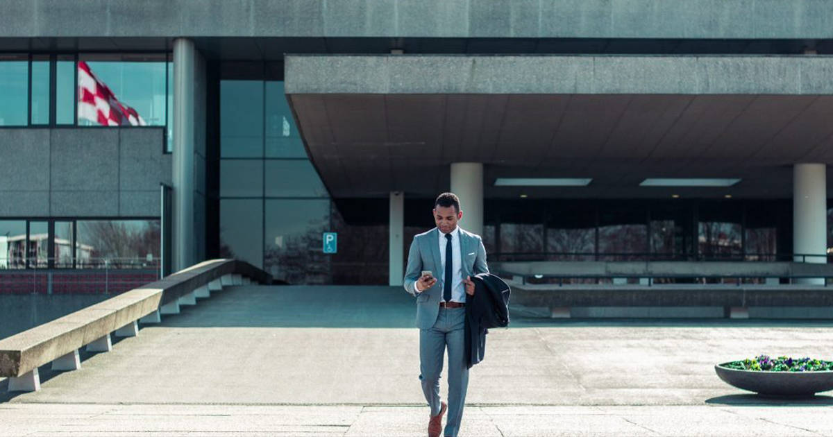 Benefits Of Walking To Work