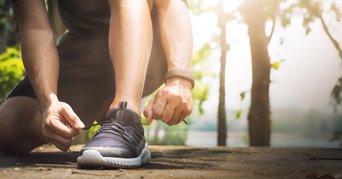 Get started with walking