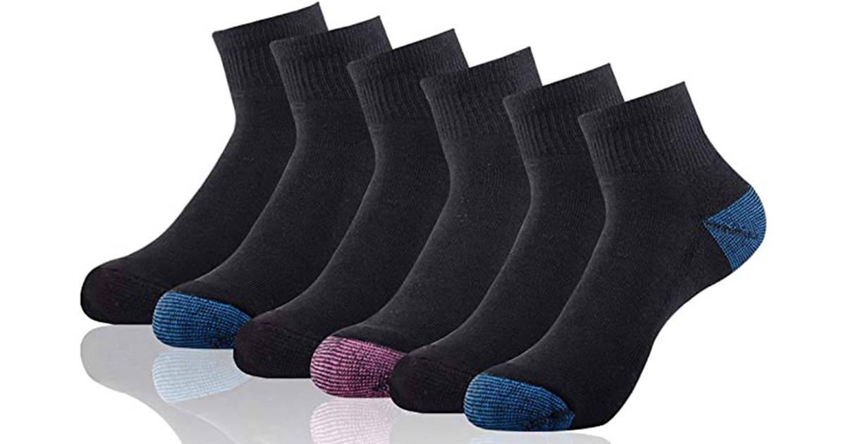 JOYNE'E Ankle Socks Women Low Cut Athletic Running with Cushion