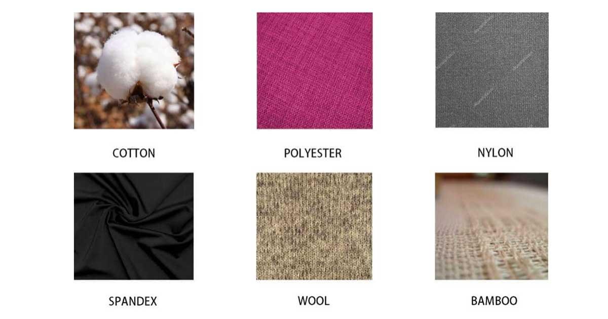 Material of socks