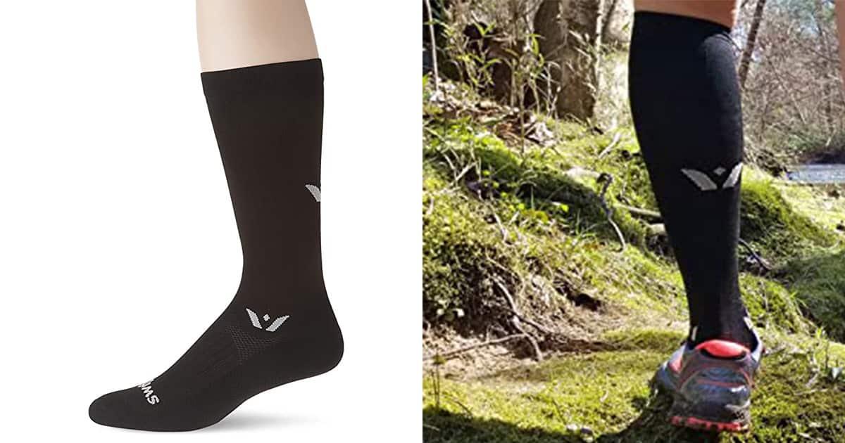 Swiftwick- ASPIRE TWELVE Running Socks