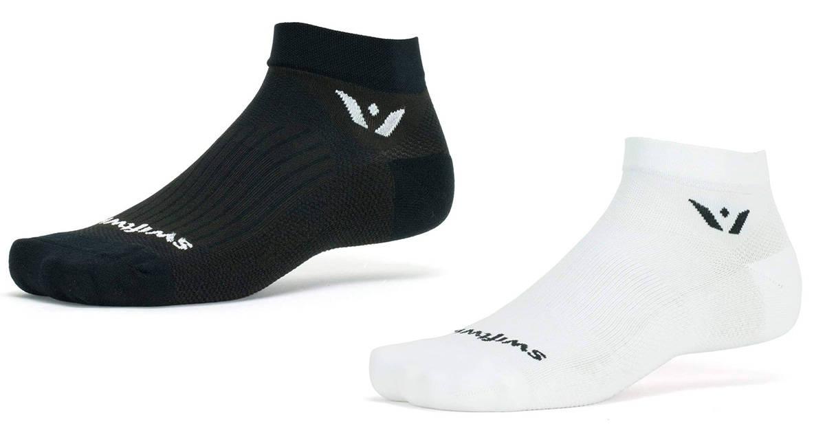 Swiftwick- PERFORMANCE ONE Golf & Running Sock