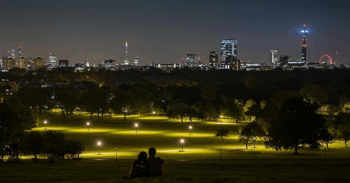 Primrose Hill, Regent's Park