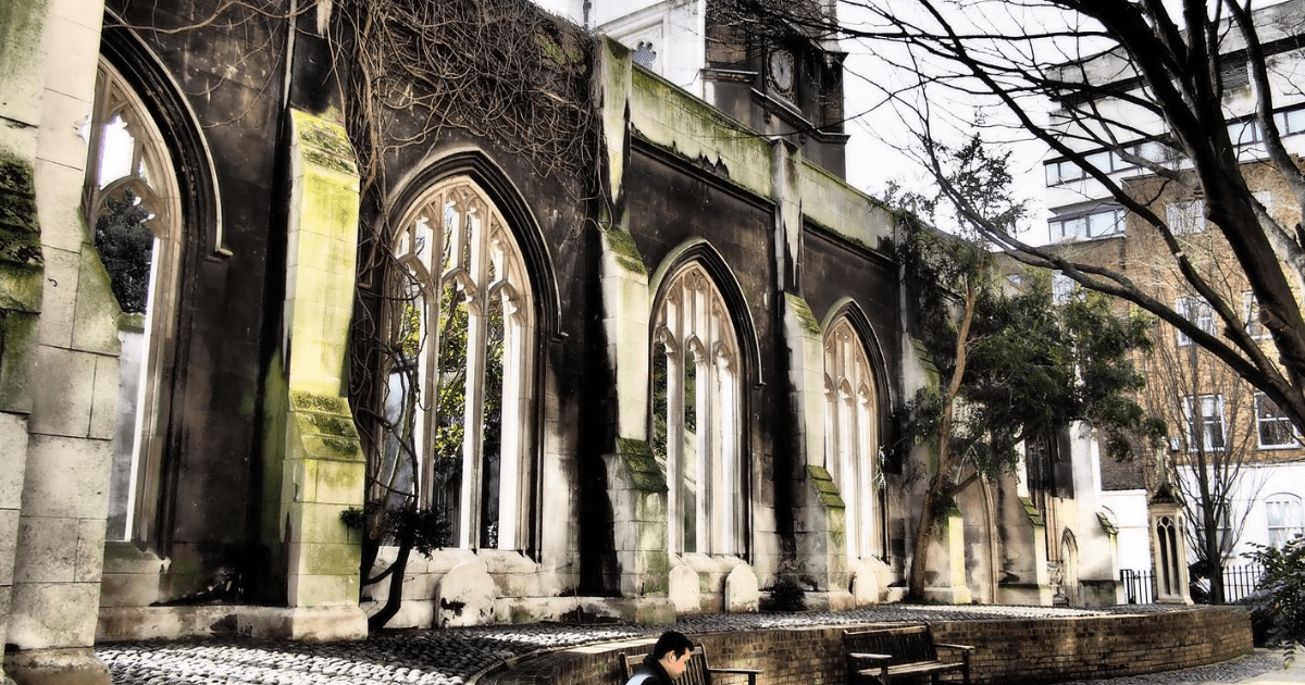 St Dunstan's in the East